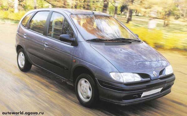 Фото Renault Megane Scenic  (1997-1998)