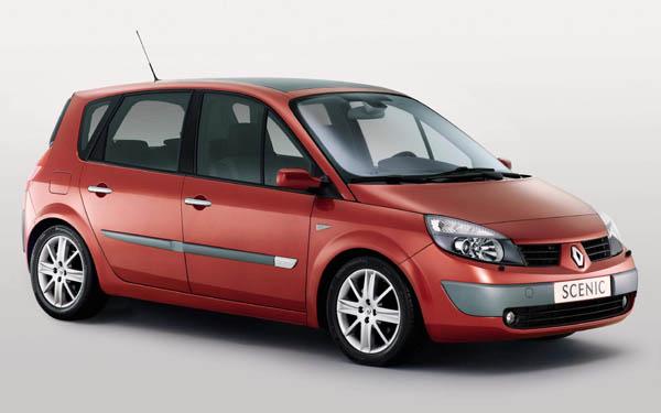 Фото Renault Scenic  (2003-2009)