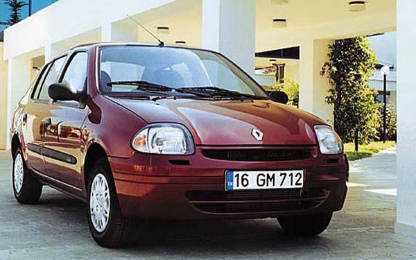 Фото Renault Clio Symbol  (2000-2002)