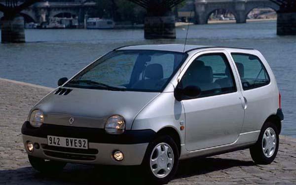 Фото Renault Twingo  (1998-2006)
