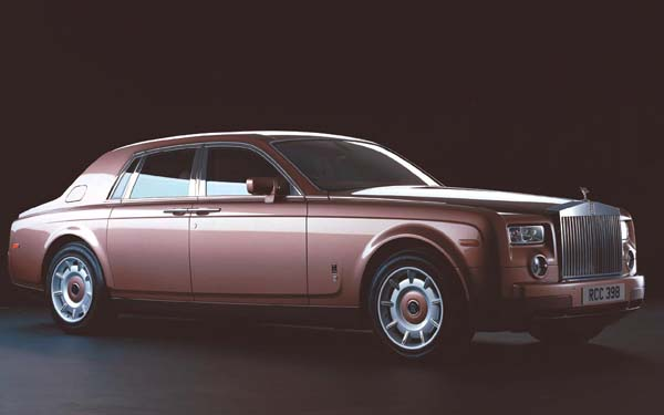 Фото Rolls-Royce Phantom  (2003-2012)