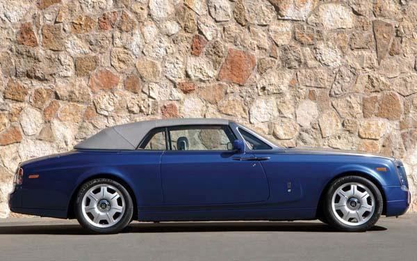Фото Rolls-Royce Phantom Drophead Coupe  (2008-2012)