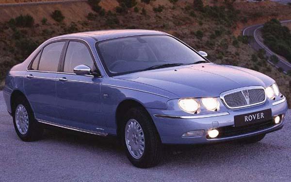 Фото Rover 75  (1998-2004)