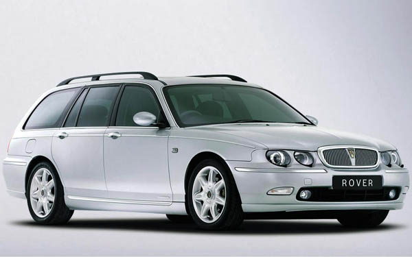 Фото Rover 75 Wagon  (1998-2004)
