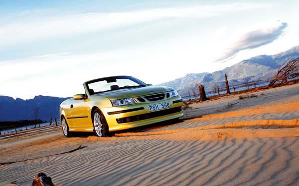 Фото SAAB 9-3 Cabrio  (2003-2007)