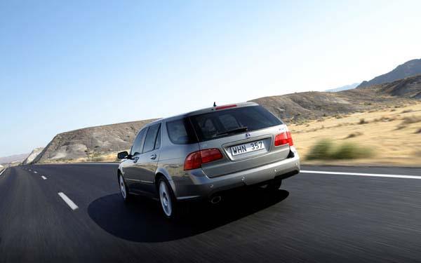 Фото SAAB 9-5 Wagon  (2005-2010)