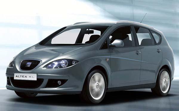 Фото SEAT Altea XL  (2006-2009)