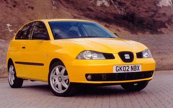 Фото SEAT Ibiza  (2002-2008)
