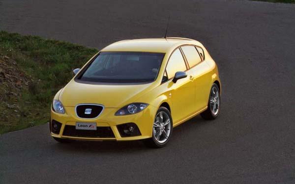 Фото SEAT Leon FR  (2006-2009)