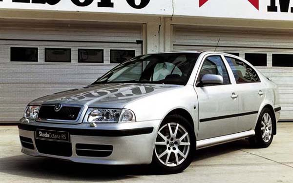Фото Skoda Octavia RS  (2000-2004)