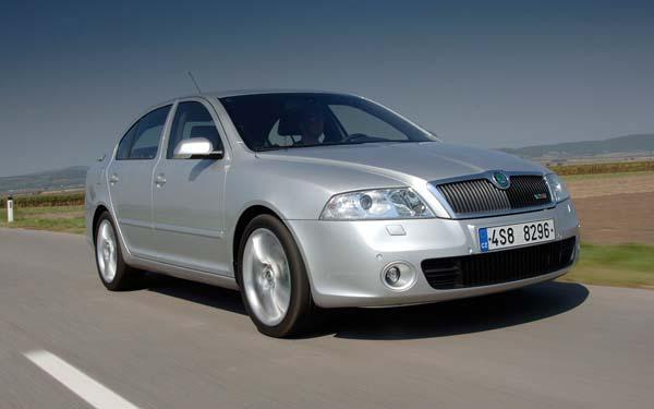 Фото Skoda Octavia RS  (2006-2009)