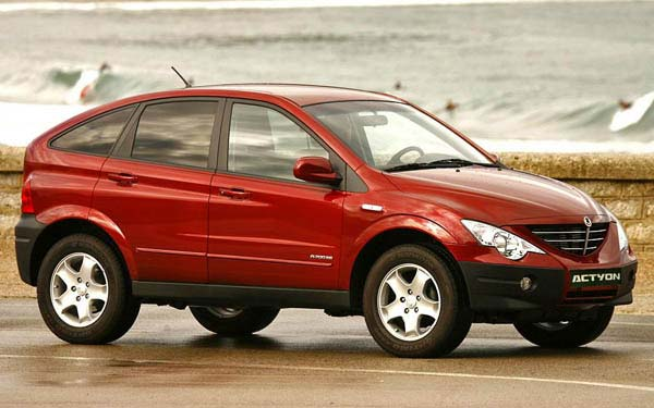 Фото SsangYong Actyon  (2006-2010)