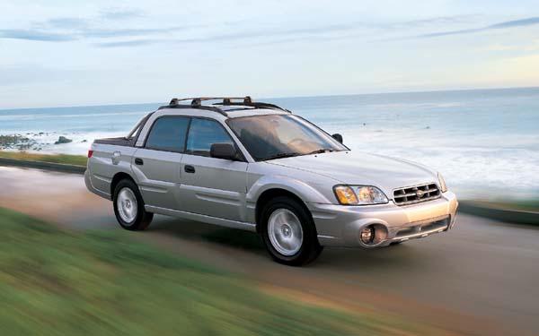 Фото Subaru Baja