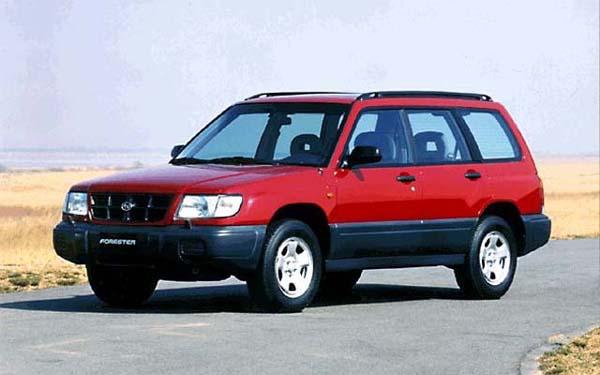 Фото Subaru Forester  (2000-2002)
