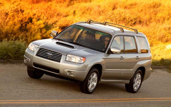 Фото Subaru Forester  (2006-2007)