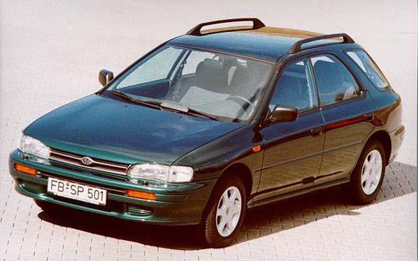 Фото Subaru Impreza Sports Wagon  (1993-1999)