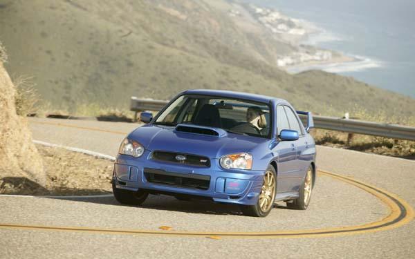 Фото Subaru Impreza WRX  (2003-2005)