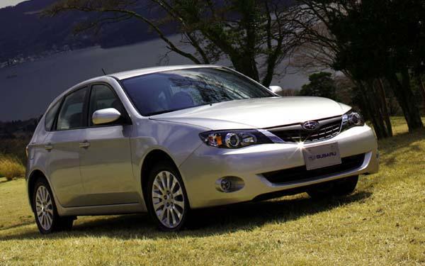 Фото Subaru Impreza  (2007-2011)