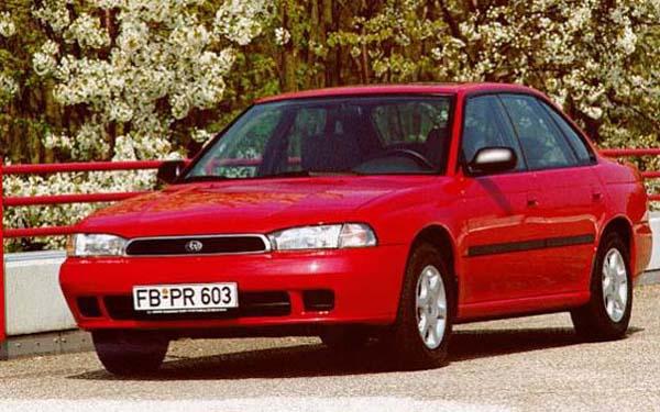 Фото Subaru Legacy  (1994-1999)