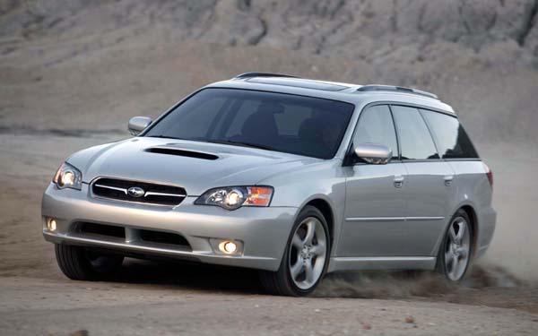Фото Subaru Legacy Wagon  (2003-2006)