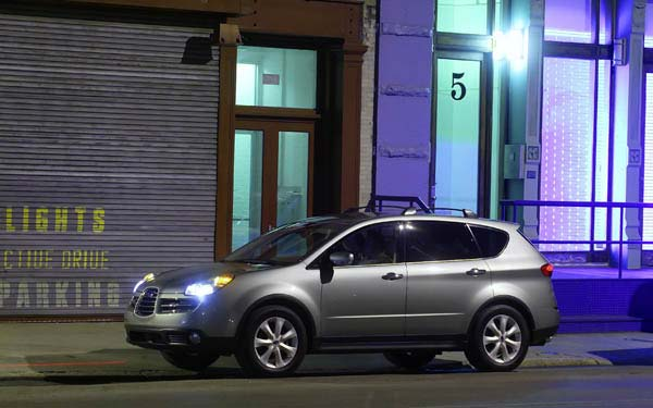 Фото Subaru B9 Tribeca  (2005-2007)