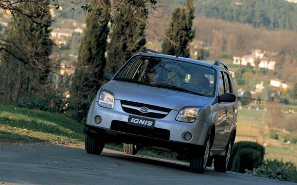 Фото Suzuki Ignis  (2003-2008)