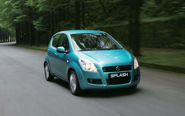 Фото Suzuki Splash  (2007-2012)