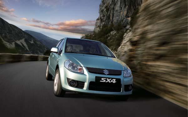 Фото Suzuki SX4  (2006-2009)