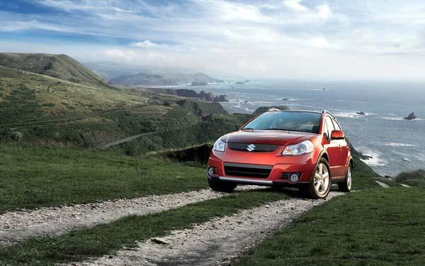 Фото Suzuki SX4 4x4  (2006-2009)