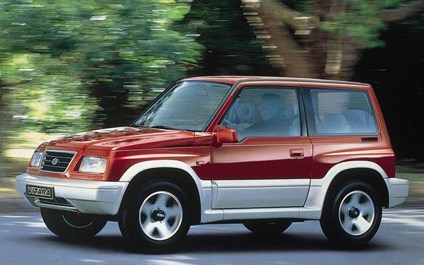 Фото Suzuki Vitara  (1988-1994)