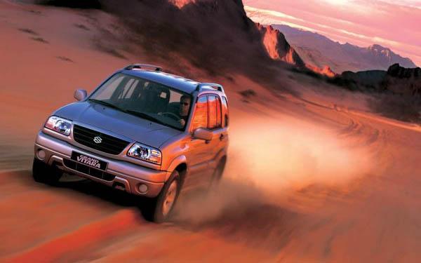 Фото Suzuki Grand Vitara  (2002-2005)