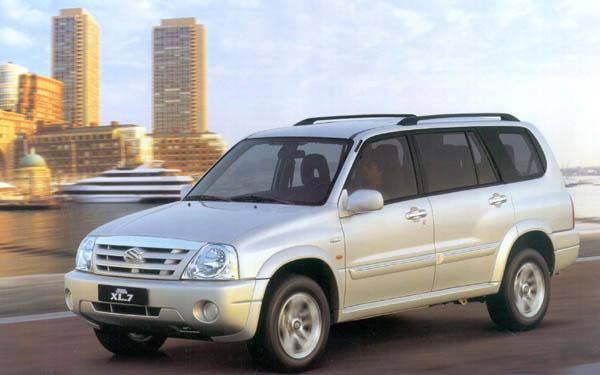 Фото Suzuki Grand Vitara XL-7  (2003-2006)
