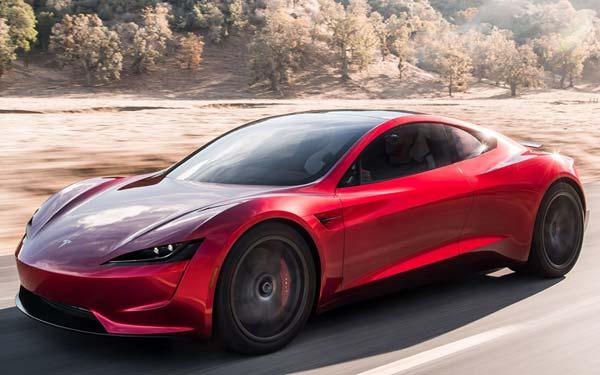 Фото Tesla Roadster