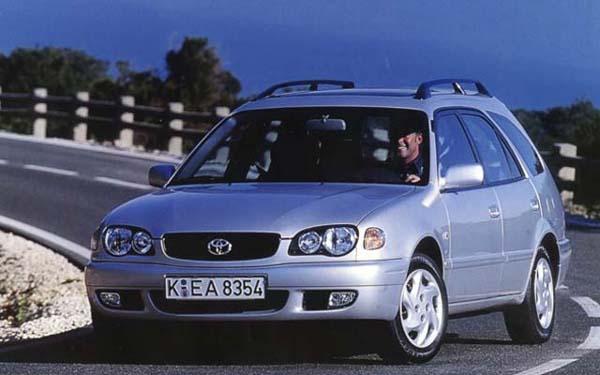 Фото Toyota Corolla Wagon  (2000-2001)