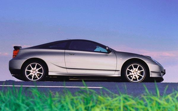 Фото Toyota Celica  (1999-2002)