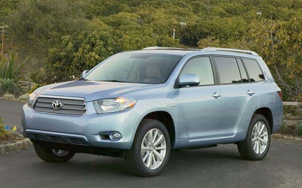 Фото Toyota Highlander  (2007-2010)