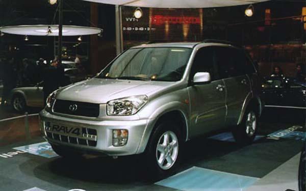 Фото Toyota RAV4  (2000-2005)