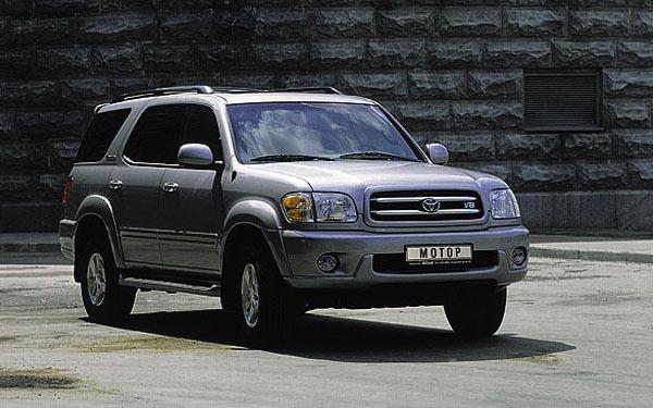 Фото Toyota Sequoia  (2000-2004)