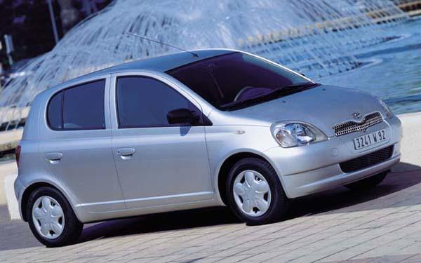 Фото Toyota Yaris  (1998-2004)