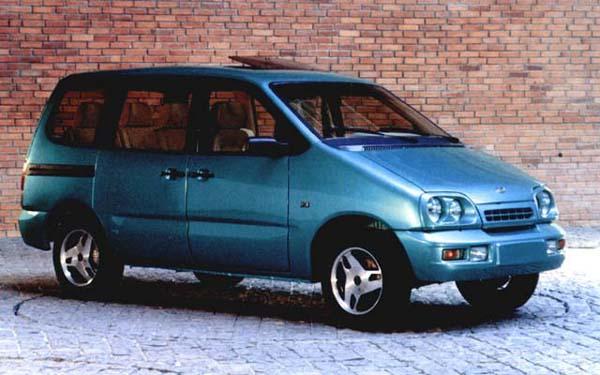 Фото ВАЗ 2120  (1997-2002)
