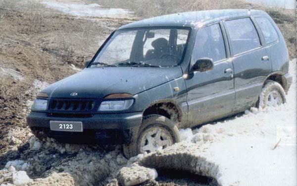 Автомобили ваз 2123 описание обзоры