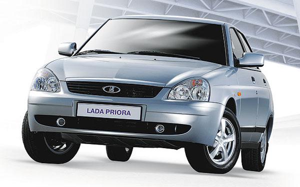 Фото Lada Priora  (2007-2012)