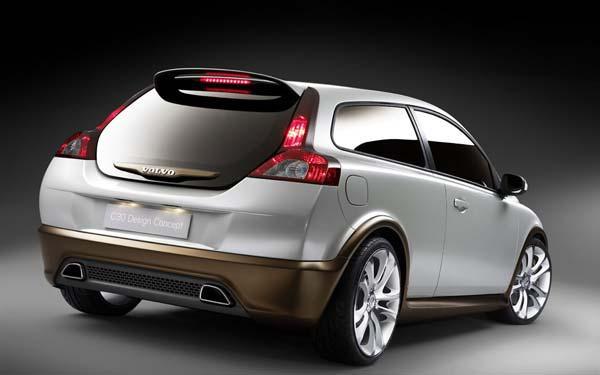 Фото Volvo C30 Concept