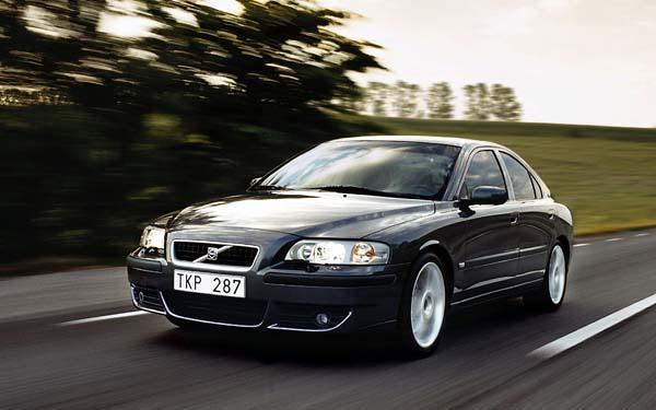 Фото Volvo S60 R  (2003-2009)