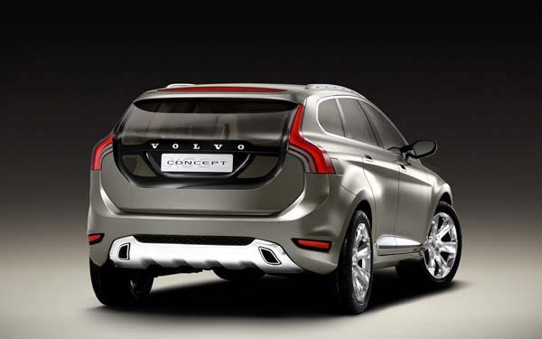 Фото Volvo XC60 Concept