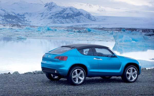 Фото Volkswagen Concept A