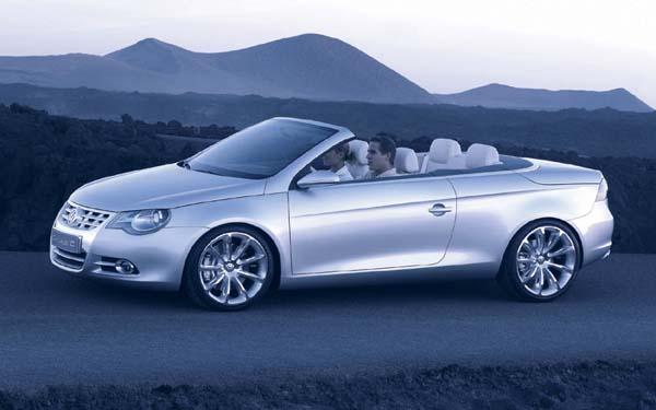 Фото Volkswagen Concept C