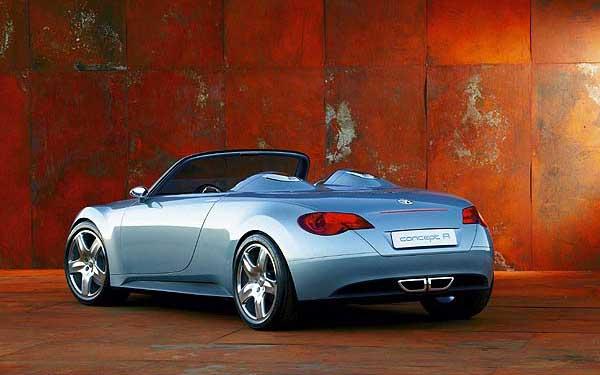 Фото Volkswagen Concept R