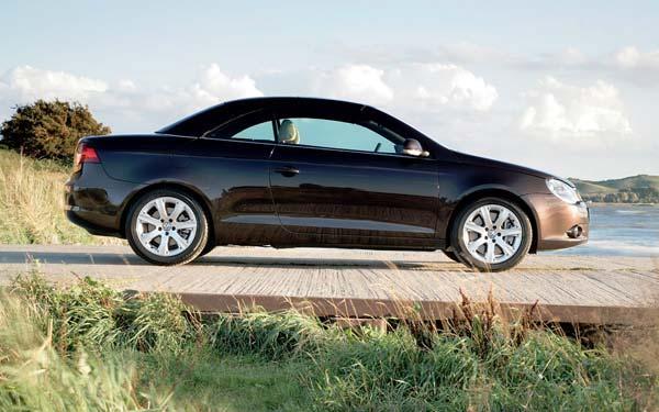 Фото Volkswagen Eos  (2005-2011)