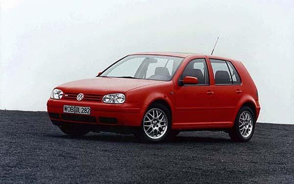 Фото Volkswagen Golf GTI  (1997-2003)